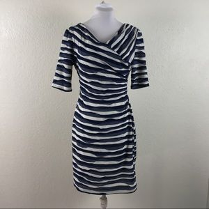 CONNECTED APPAREL Knit Sheath Dress